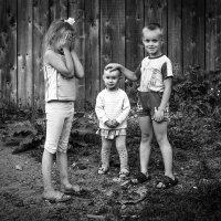 Соседские дети :: Антон Тихомиров