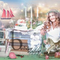 Счастливого дня рождения! :: Michelen