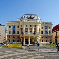 Словацкий национальный театр в Братиславе :: Денис Кораблёв