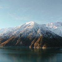 Озеро Кара-Суу (Кыргызстан, Джалал-Абадская область) :: Maxim Claytor