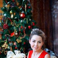 Новогодняя фотосъемка в студии Самары :: марина алексеева