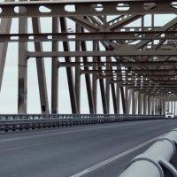 Мост через Иртыш. :: Lu Clever