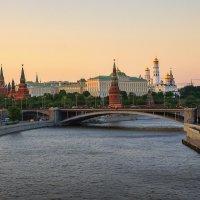 Москва :: Ирина Корнеева