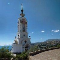 Храм-маяк святого Николая Чудотворца. :: Анатолий Щербак