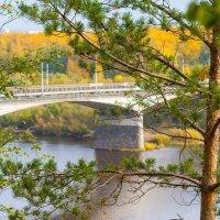 Осень над Вяткой :: Вячеслав Кривошеин