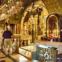 Израиль, Иерусалим, Храм Гроба Господня. :: Яков Геллер