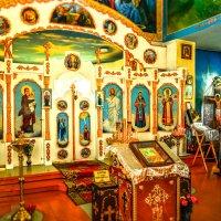 В церкви :: Юрий Фёдоров