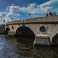 Прачечный мост** :: Valeriy Piterskiy