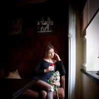 """""""Autumn rose"""" - осенняя роза. Фотограф в Белгороде Руслан Кокорев. :: Руслан Кокорев"""
