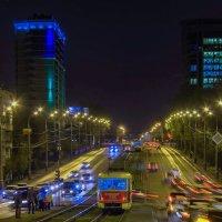 Улица Ленина. Ижевск – город в котором я живу! :: Владимир Максимов