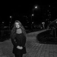 Вечерние аллеи :: Женя Рыжов