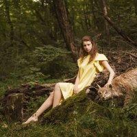 В лесной глуши :: Serg Koren