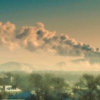 Утро морозное. :: Виктор Иванович