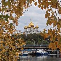 В золотом обрамлении :: Николай Белавин