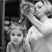 Дина и Мама Фотосессия 2014 :: Максим Коротовских