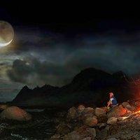 у древнего огня :: viton