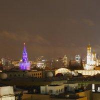Городской пейзаж. :: Alexey YakovLev