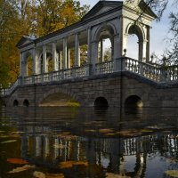 Палладиев (Мраморный, Сибирский) мост (см. ком) :: Юрий Цыплятников