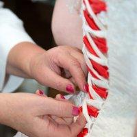 платье невесты :: Егор Чеботаренко