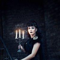 Готика #3 :: Minerva. Светлана Косенко