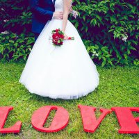 Свадьба Антона и Виктории :: Эльвира Билибина