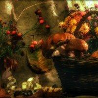 Щедрые подарки октября :: Ирина Сивовол