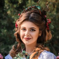 портрет невесты :: елена