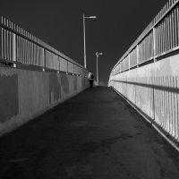 Переход в темноту :: Андрей Крючков