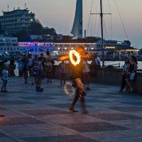 Огненный танец :: Андрей Щетинин