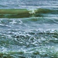 Море с характером :: Елена Строганова