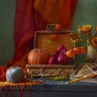 Осень богата на яркие краски... :: Валентина Колова