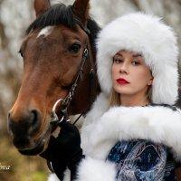 Женский портрет :: Анна