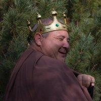 король сегодня добрый! :: Наталья Литвинчук