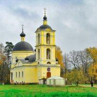 Церковь Спаса Всемилостивого :: Андрей Куприянов