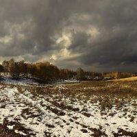 И слышатся песни, осени снежной 13 :: Сергей Жуков