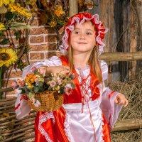 Девочка с цветами :: Андрей Володин