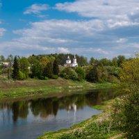 Москва-река в селе Поречье :: Alexander Petrukhin