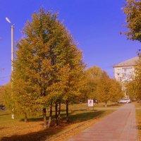 В парке городском... :: Мила Бовкун