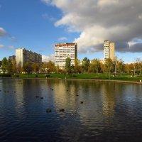 Экватор осени в Москве :: Андрей Лукьянов