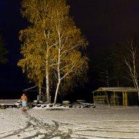 Открытие зимнего купального созона :: Светлана Игнатьева