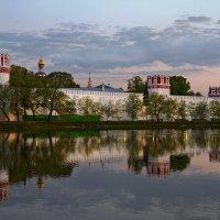 На закате. :: Viacheslav Birukov