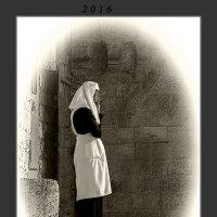 Святая сестра в святом месте-2-«Израиль, всё о религии...» :: Shmual Hava Retro