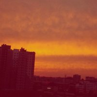 Конец света :: Татьяна Юрасова