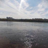 Река :: Татьяна Юрасова