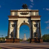 Триумфальная арка г. Курск :: Алина Троицкая