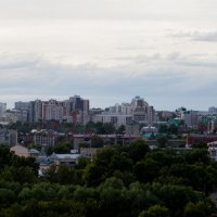 Взгляд на город :: Сергей Савченко