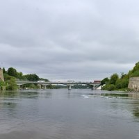 Река Нарова :: Юрий Никитин