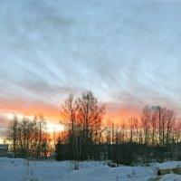 закат :: Надежда Шемякина