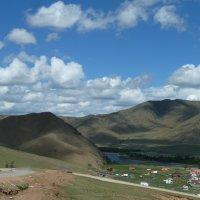 Монголия :: Надя Попова