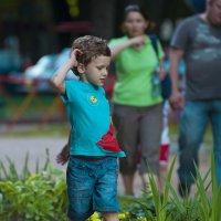Мальчик :: Андрей Шаронов